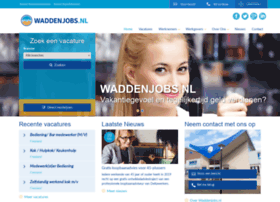 Waddenjobs.nl thumbnail
