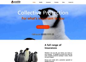 Waddleinsurance.co.uk thumbnail