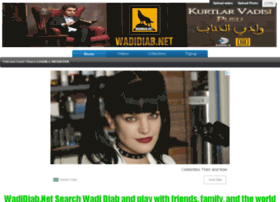 Wadidiab.net thumbnail