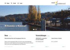 Waedenswil.ch thumbnail