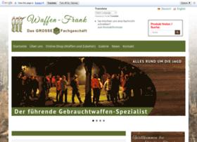 Waffen-frank.de thumbnail