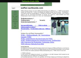 Waffen-sachkunde.com thumbnail