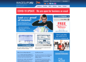 Wageslips4u.co.uk thumbnail