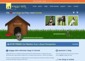 Waggytails.org.uk thumbnail