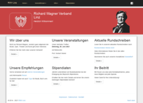 Wagnerverband-linz.at thumbnail