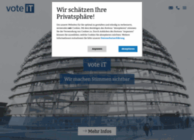 Wahlinfo.de thumbnail