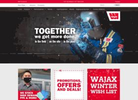 Wajaxequipment.com thumbnail