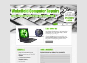 Wakefield-computer-repairs.co.uk thumbnail