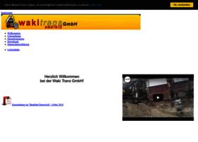 Waki-trans.at thumbnail