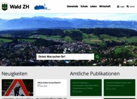 Wald-zh.ch thumbnail