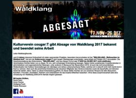 Waldklang.at thumbnail