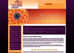 Waldorflibrary.org thumbnail