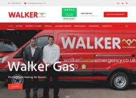 Walkergas.co.uk thumbnail