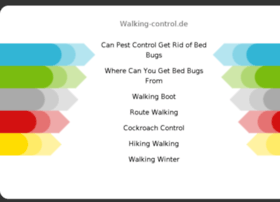 Walking-control.de thumbnail