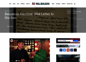 Wallbuilders.com thumbnail