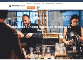 Wallfunding.com thumbnail