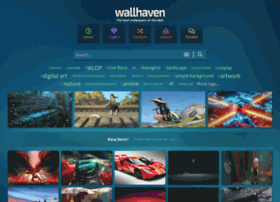 Wallhaven.cc thumbnail