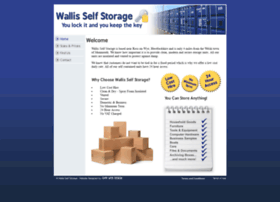 Wallisselfstorage.co.uk thumbnail