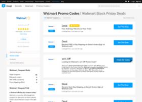 Walmart.bluepromocode.com thumbnail