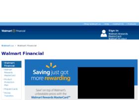 Walmartcanadafinancialservices.ca thumbnail