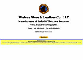 Walrusshoe.com thumbnail