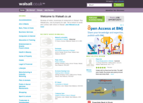 Walsall.co.uk thumbnail