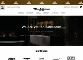 Waltonbathrooms.co.uk thumbnail