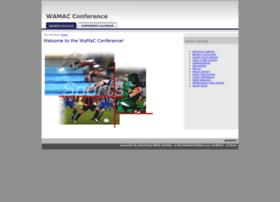 Wamacconference.org thumbnail