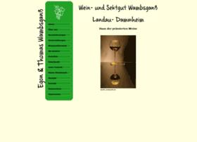 Wambsganss-dammheim.de thumbnail