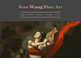 Wangkunstudio.com thumbnail