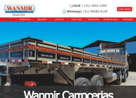 Wanmir.com.br thumbnail