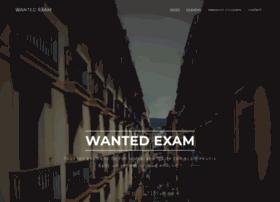 Wantedexam.fr thumbnail