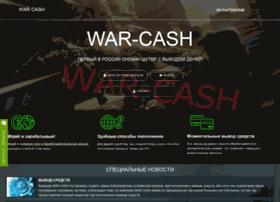 War-cash.ru thumbnail