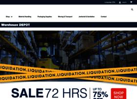 Warehousedepot.ca thumbnail
