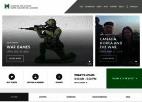 Warmuseum.ca thumbnail