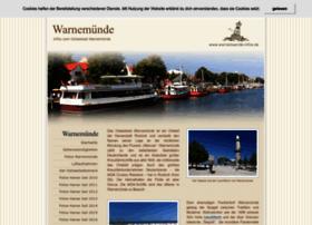 Warnemuende-infos.de thumbnail