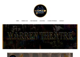 Warrentheatre.net thumbnail
