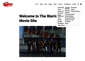 Warriorsmovie.co.uk thumbnail
