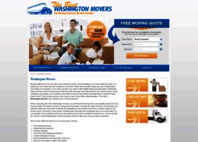 Washington-movers.us thumbnail