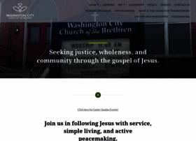 Washingtoncitycob.org thumbnail