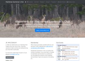 Washtenawsportsmansclub.org thumbnail