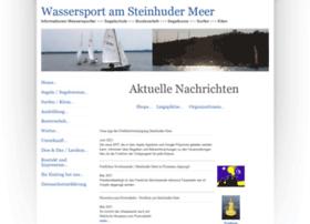 Wassersport-am-steinhuder-meer.de thumbnail