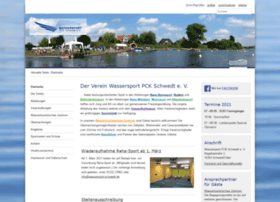 Wassersport-schwedt.de thumbnail