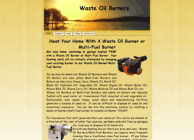Waste-oil-burners.co.uk thumbnail