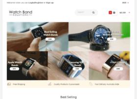 Watchbandsolutions.com thumbnail