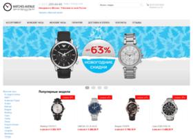 Watches-avenue.ru thumbnail