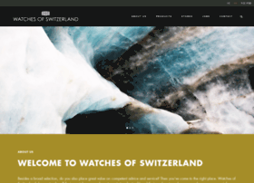 Watches-of-switzerland.ch thumbnail