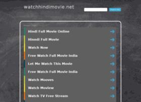 Watchhindimovie.net thumbnail