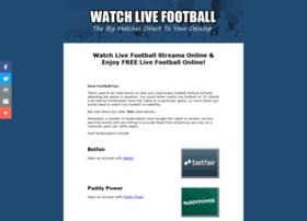 Watchlivefootball.com thumbnail