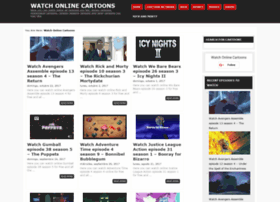 Watchonlinecartoons.net thumbnail